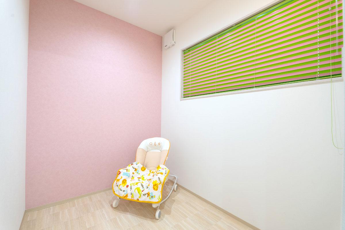 体調不良児室